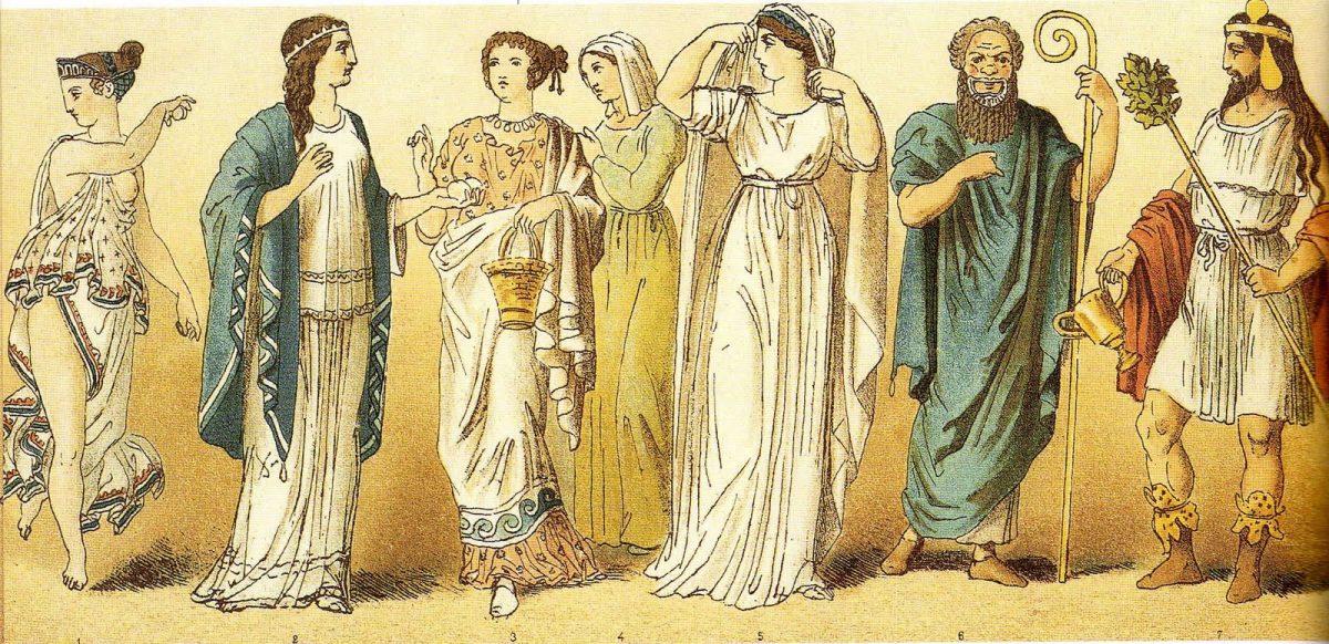 Журналы – как первые учетные регистры Древней Греции